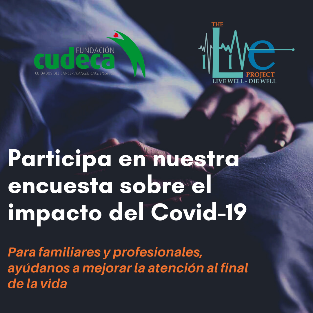 Cudeca participa en un estudio internacional sobre el impacto de la Covid-19