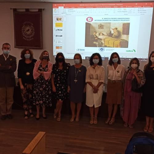 El II Máster Interdisciplinar en Cuidados Paliativos inicia su andadura en la Universidad de Málaga