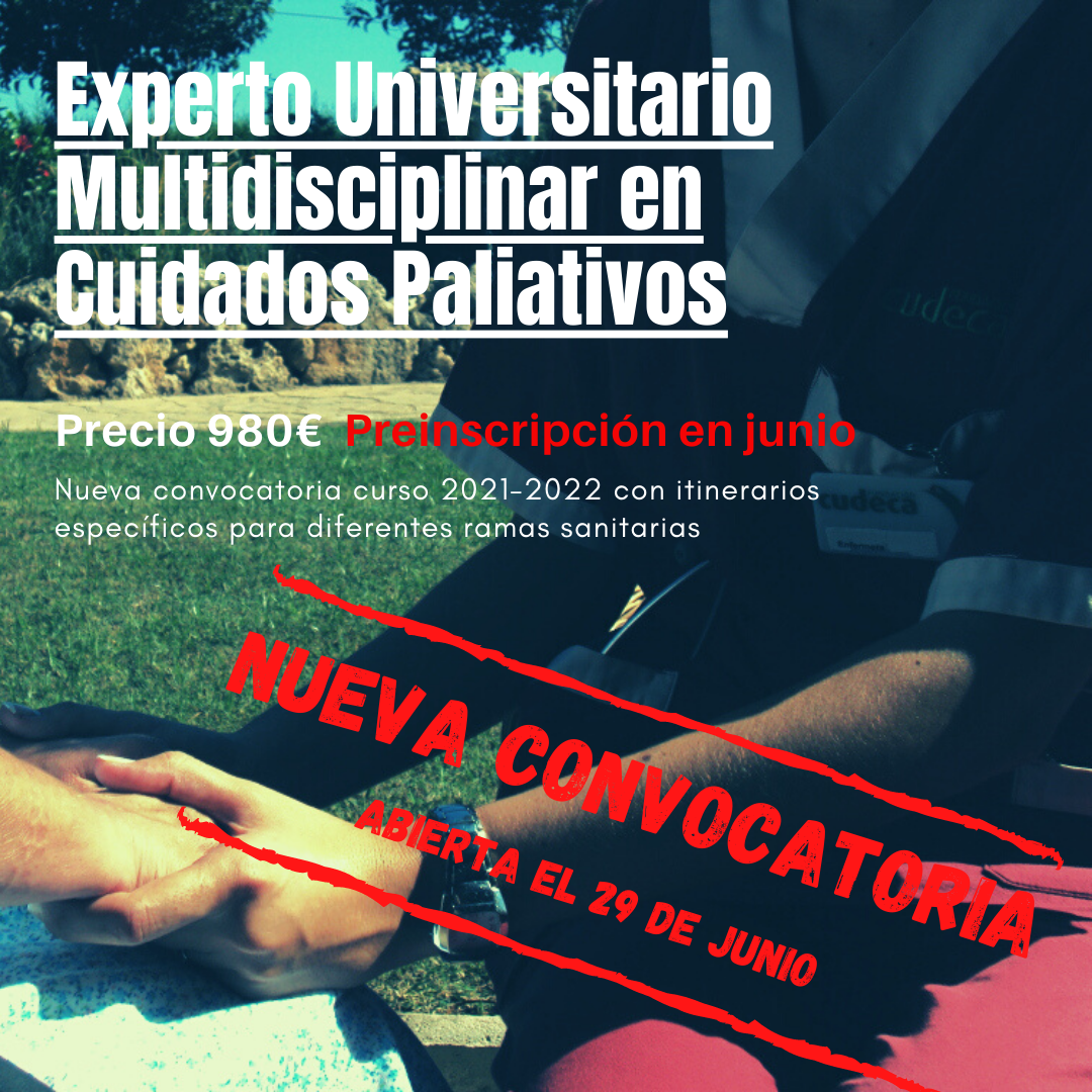 Cudeca Institute has renewed its academic offerings thanks to the University of Malaga